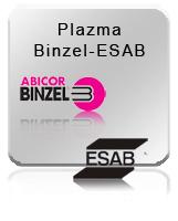 Plazma Binzel ESAB